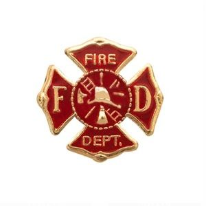 3/$15 🖤 Origami Owl Fire Department Badge Charm